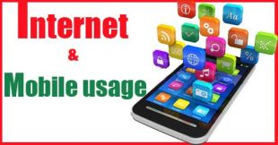 Internet & Mobile usage