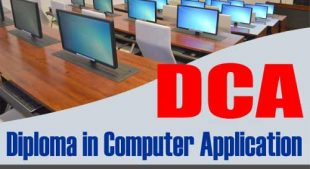 Diploma in computer application
